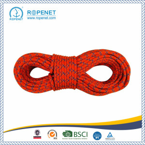 Hot-selling attractive for Outdoor Sport Static Rope 8mm 11mm Static Kernmantle Rescue Rope export to Cuba Factory
