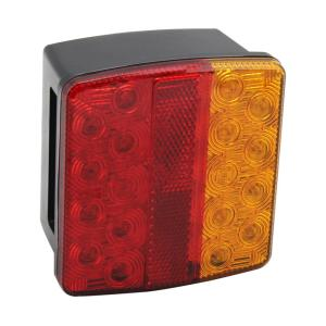 Multifunction E-Mark trailers LED lamps