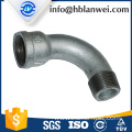 Bends M&F 90 degree M.I pipe fittings