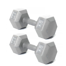 China OEM for China Cast Iron Dumbbells,Cast Iron Hex Dumbbell,Training Cast Iron Dumbbell Manufacturer 12.5KG Cast Iron Hex Dumbbell export to Austria Supplier