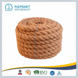 Super Purchasing for for Jute Rope Promotional Factory Jute rope with competitive price export to Tajikistan Factory