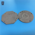 great heat dissipation AIN aluminum nitride ceramic plate