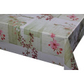 Photo Printed Non Woven Backing Tablecloth