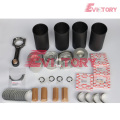 ISUZU 4HK1-T rebuild overhaul kit gasket bearing piston