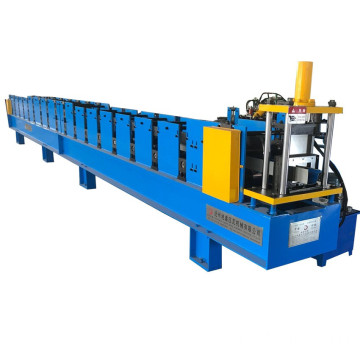 Gutter Roofing Metal Sheet Roll Forming Machine