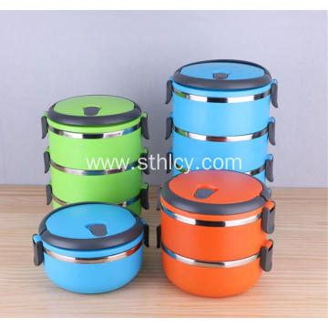 304 Stainles Steel Insulated Lunch Boxs