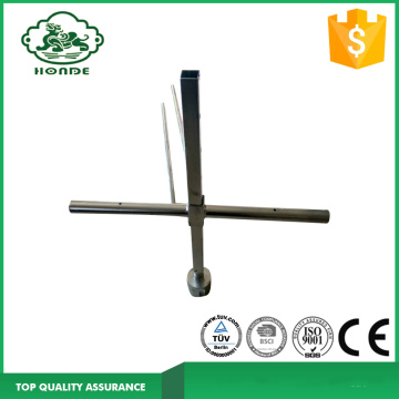 Manual Pile Driver For Ground Screw