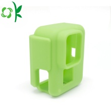 Green Camera Protector Case Beautiful Small Camera Case