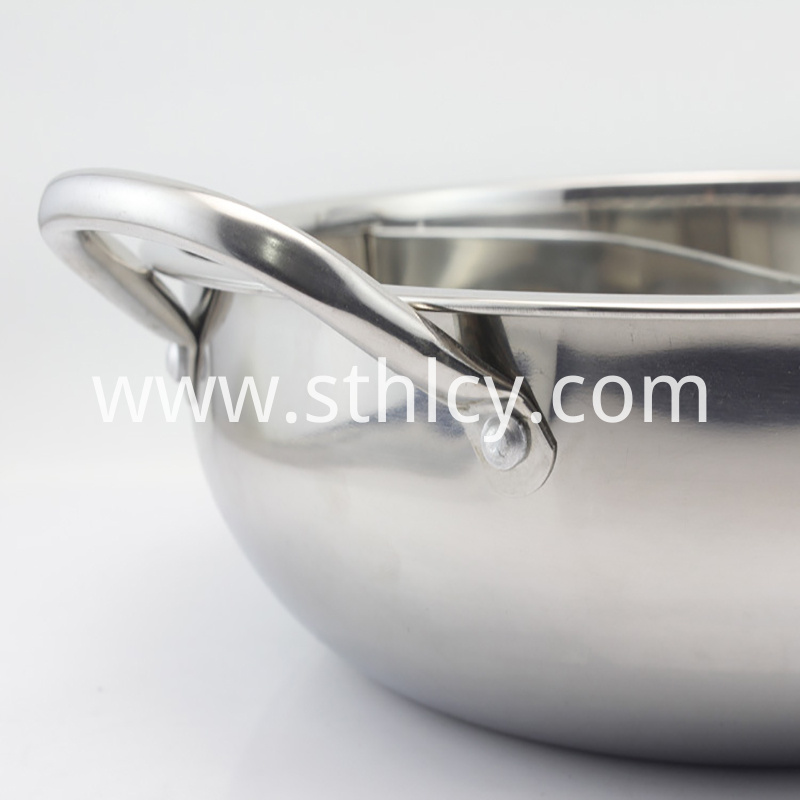 304 Stainless Steel Soup Pot