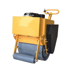 Drum Road Roller Compactor Used For Road Construction