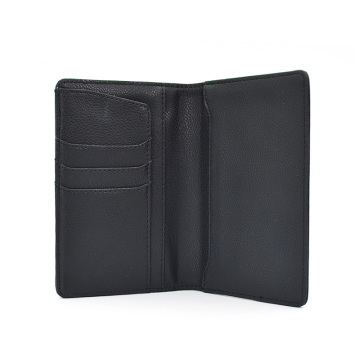 Hot Sale Travel Leather Wallet Passport Holder Cover