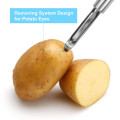 18/8 Stylish Stainless Steel Fruit Peeler
