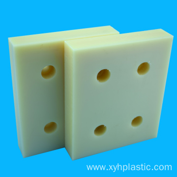 China for Color ABS Sheet Natural Processing Part CNC Machining ABS Block supply to France Factories
