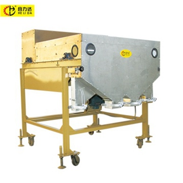 Magnetic separator double layer classification series