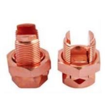Customized for Copper Split Bolt Connector T/J Copper Split Bolt Clamp export to Australia Exporter