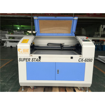 cnc laser 6090 mdf wood cutting engraving machine
