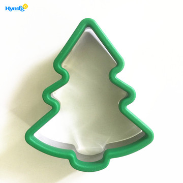 Christmas Tree Cookie Cutter With Comfort Grip