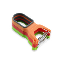 Pack of 3 Peeler Multifunction Trio Slicer Shredder