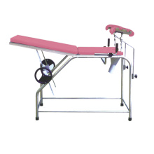 China for China Gynecological Examining Table,Gynecology Chair,Gynecological Examination Chair,Medical Exam Tables Supplier Stainless steel examination table export to United Kingdom Importers