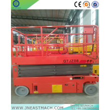 Personlized Products for Scissor Lift Rental 12m Cheap Mobile Battery Power Hydraulic Scissor Lift export to San Marino Importers