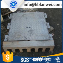 cast iron ductile iron gully grate