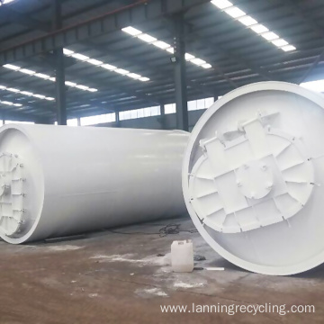 Lanning Cost Of Plastic Recycling Machine