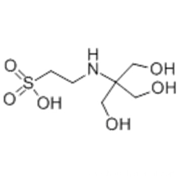 Ethanesulfonic acid,2-[[2-hydroxy-1,1-bis(hydroxymethyl)ethyl]amino]- CAS 7365-44-8