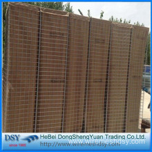 Hot Sales Custom Size 2mx2m Military Sand Wall