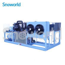 Snoworld Ice Block Making Machine Nigeria