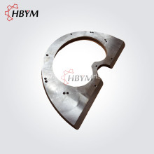 Schwing Concrete Pump Spare Parts Chroming Base Plate
