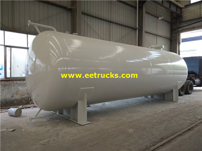 Anhydrous Ammonia Bullet Tanks