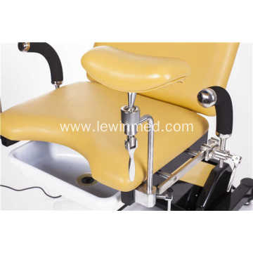Electric power source gynecology chair price
