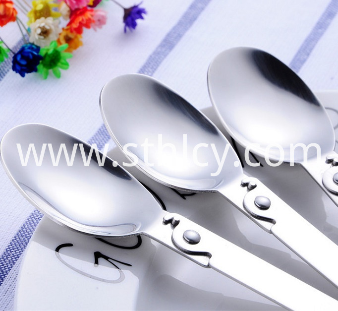 Foldable Design Spoon