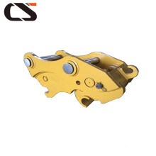Excavator attachments quick coupler hitch