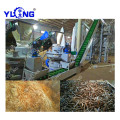 Yulong Wood Pellet Mill во Вьетнаме