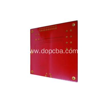 Lead free HASL rigid printed circuit board