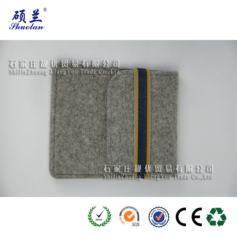 Good Quality Felt Laptop Case