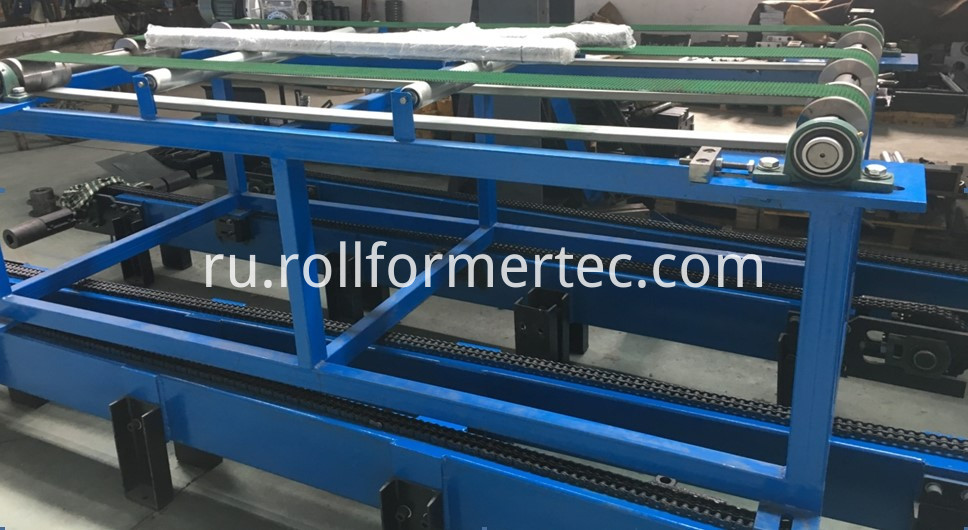 High speed roofing sheet rollformer 7