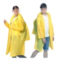 Waterproof Cute Round Shape Children′s Rain Ponchos Cape