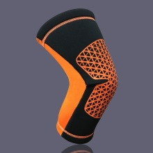 Powerlifting knee wraps Construction Walker knee support