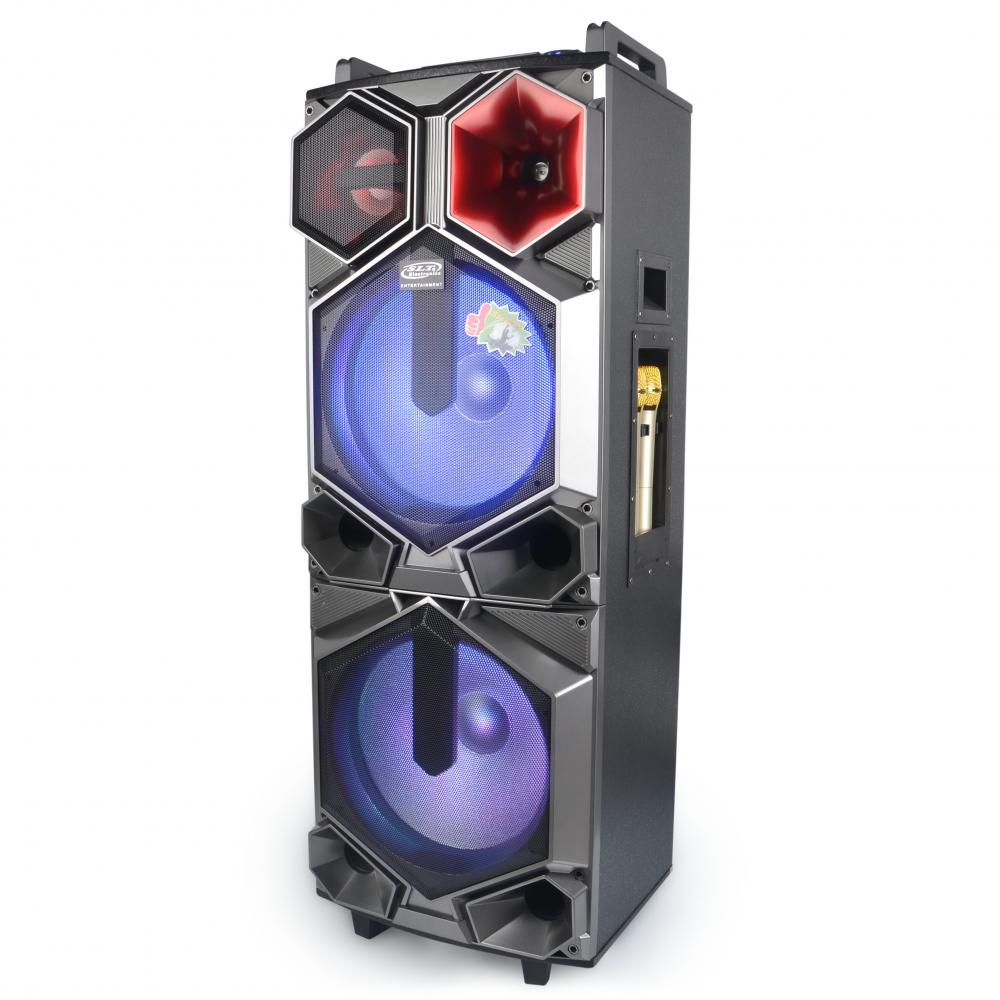 Outdoor Concert Sound System