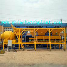 20 New Mobile Concrete Mixer Station