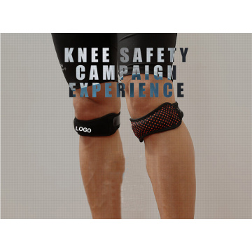 Adjustable knee braces with effective knee support