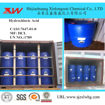 Hydrochloric Acid Qualitative Analysis