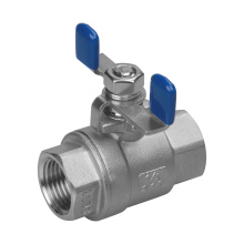 ball valve for water 2PC Ball Valve 1000PSI