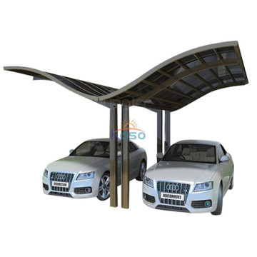 Polycarbonate Carport Kits With Arched Roof Car