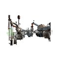 Low-Energy Consuming Small Biomass Gasifier Genarator