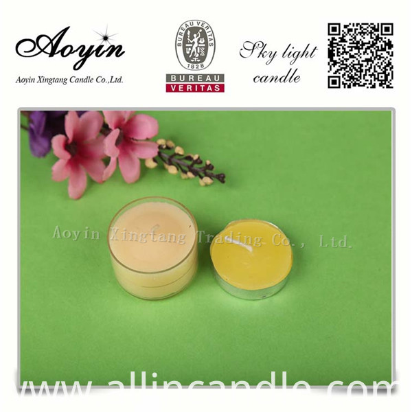 TEALIGHT CANDLES20