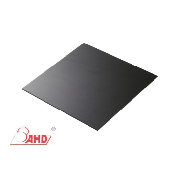 Black Thickness 8mm--50mm ESD Anti-Static ABS Sheet