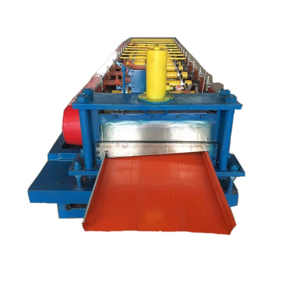 Colored Steel Wall Sheet Forming Machine